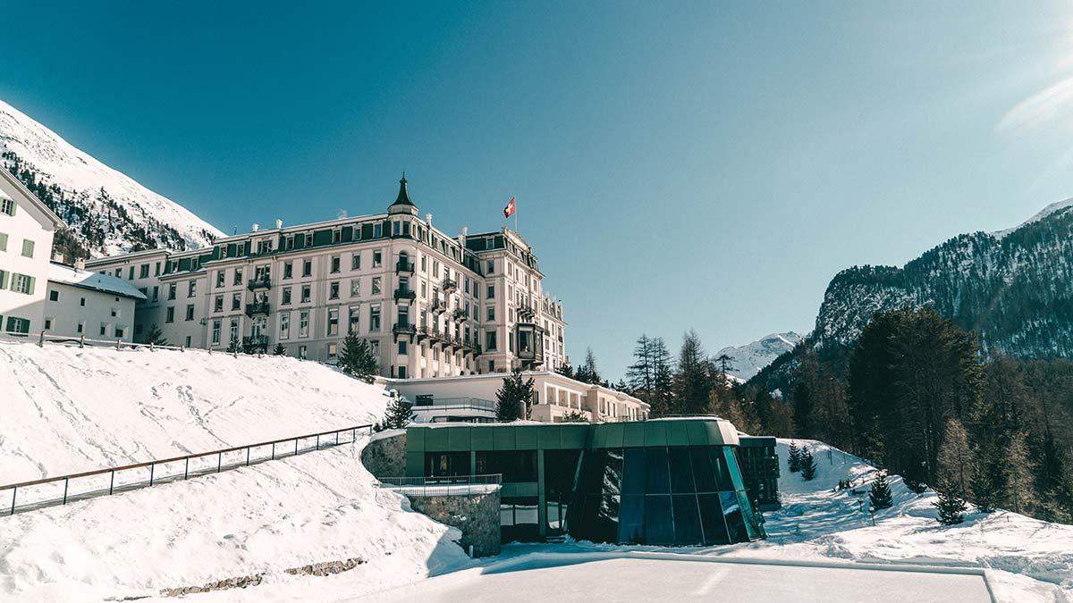 Mental Coaching Reisen: Der Weg ist das Ziel zum Grand Hotel Kronenhof