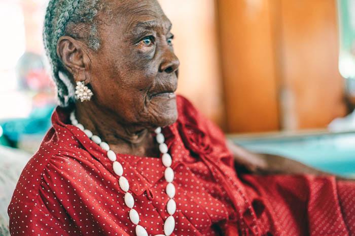 Interview mit einer Hunderjährigen – Wenn man nicht mit Antworten sondern Erinnerungen lebt
