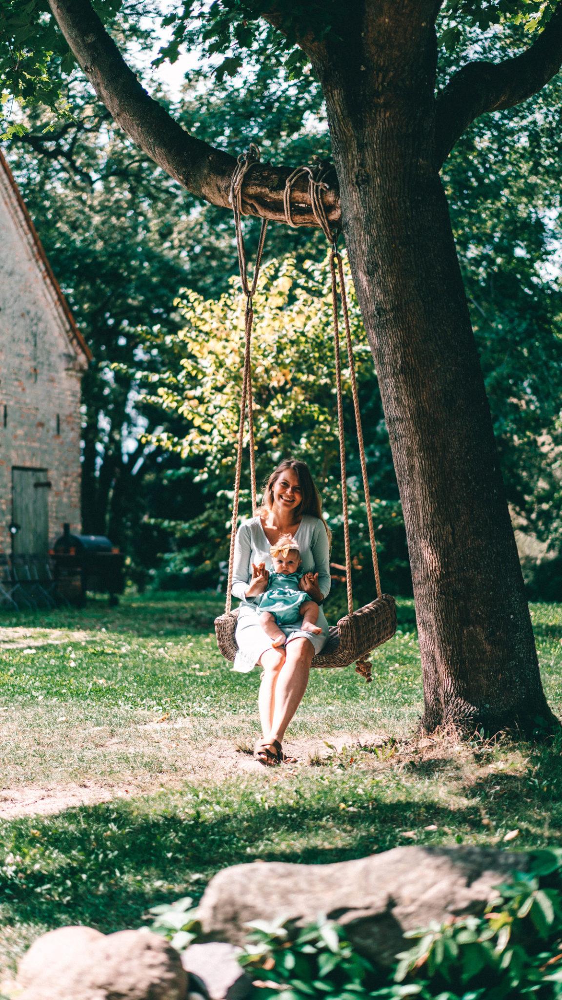 7 Dinge, die ich von meinem Baby gelernt habe